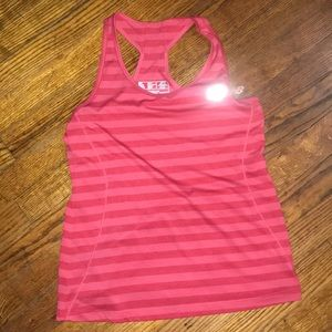3/$15 SALE!! New Balance Active Striped Racerback